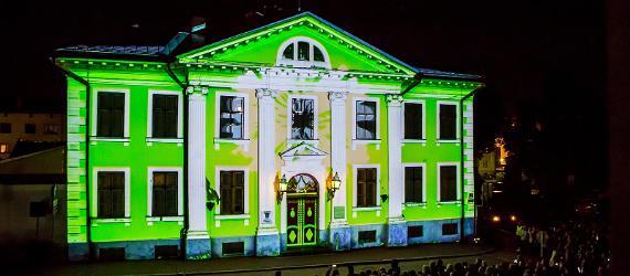 Pärnu valgusfestival Öövalgel, Visit Estonia, Puhka Eestis