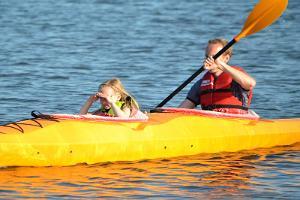 Sea kayak rental