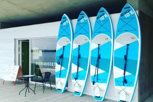 Verleih von SUP-Boards in Kuressaare