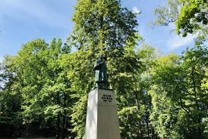 Памятник Виллема Реймана