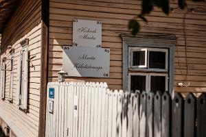Marta gästhus i Tallinn