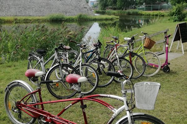 Pyörävuokraamo