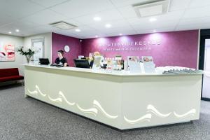 Schönheits- und Gesundheitszentrum des Tallinn Viimsi SPAs