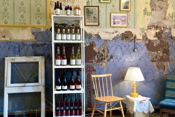 Mamm&Frukt amatniecības vīnu degustācija