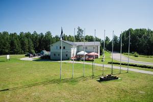 Araveten karting- ja vapaa-aikakeskuksen majatalo