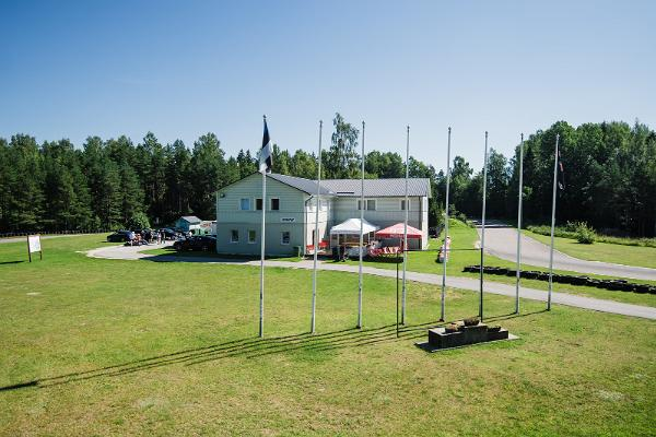 Гостевой дом Центра картинга и досуга Aravete