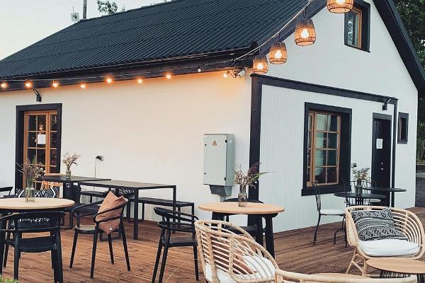 Terrasse des Cafés Meremaa