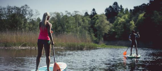 Surfen, Segeln, Standup-Paddling: Estland für Wasserratten