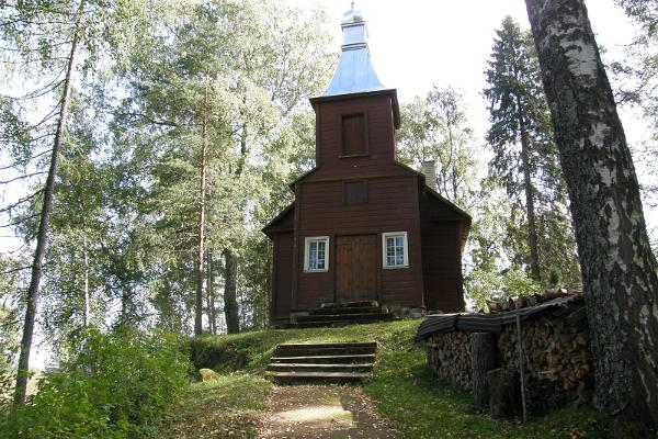 Välgi St. Aleksander Nevski Kirche