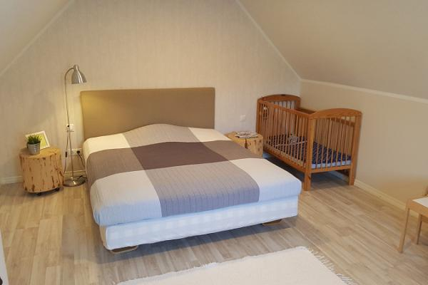 Kuressaare Family and Garden apartment 3-toaline
