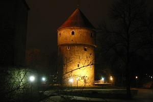 Tallinn Private Ghost Tour