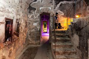 Vanhankaupungin ja bastionikäytävien kierros