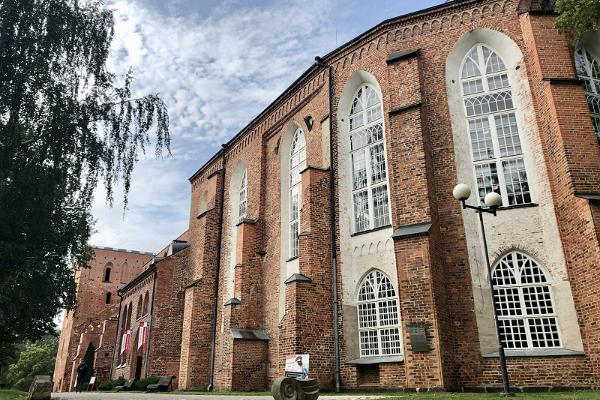 Toomemäe pargis asuv Tartu Ülikooli muuseum