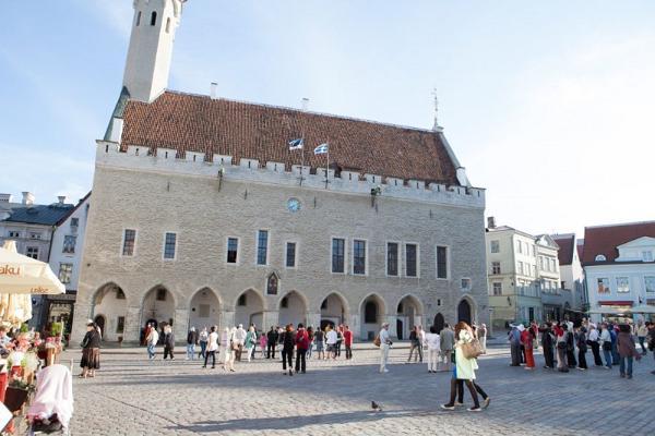 Rundtur i Tallinn
