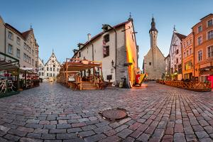 Tallinn Private City Tour