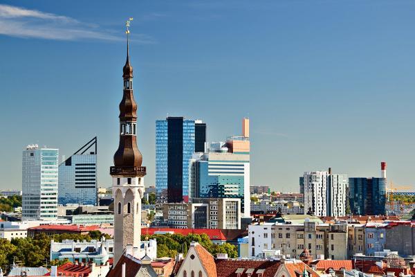 Rundfahrt in Tallinn