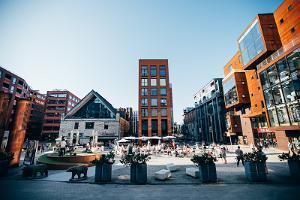 Rotermanni kvartal Tallinnas