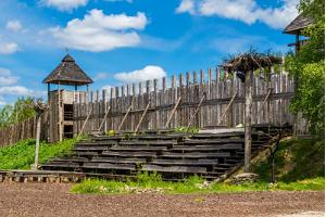 Viking Village guided tour