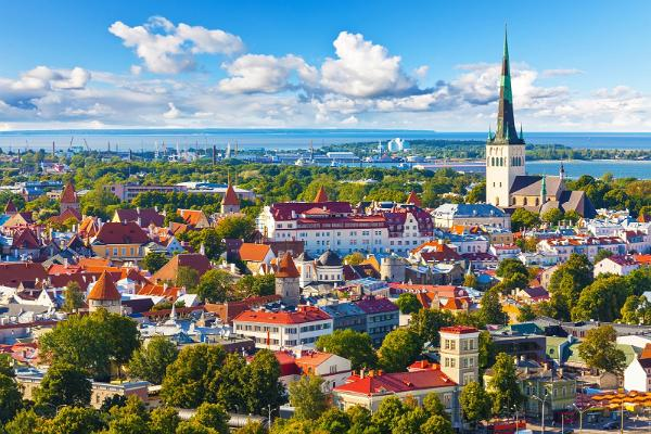 Tallinn Private Accessible City Tour