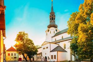 Экскурсия по городу Таллинну с трансфером в аэропорт