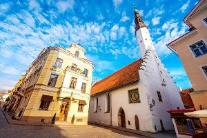 Tallinn Private Panoramic Tour with Airport Transfer