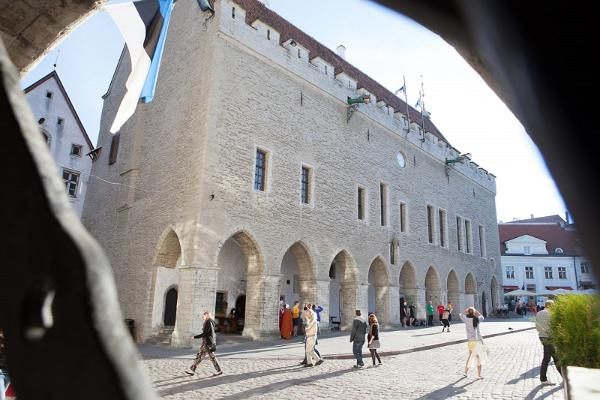 Tallinn Private Old Town Photo Hunt Game