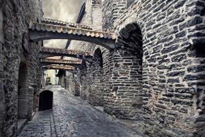 Kuvametsästys Tallinnan vanhassakaupungissa