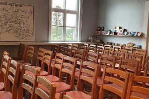 Eesti piimandusmuuseumi seminarisaal