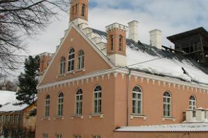 Das Herrenhaus Karlova