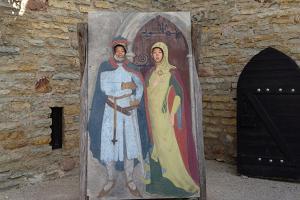 Spännande upplevelse i Rakvere fästning