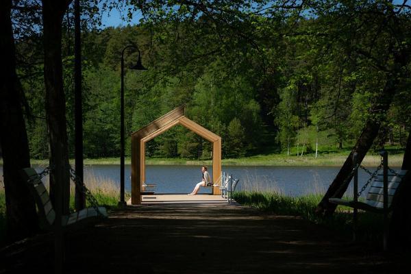 Arbi ezera dabas taka