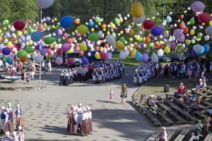 Elvas dziesmu svētku laukums