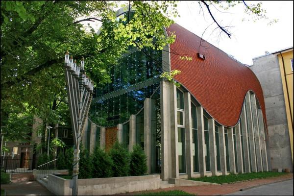 Stadtexkursion in Tallinn zusammen mit einem Besuch der Synagoge