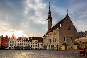 Tallinna linnaekskursioon koos sünagoogi külastusega