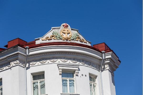 Medeltida Tallinns gamla stad och arvet från sovjettiden tillsammans med ett besök till KGB museum