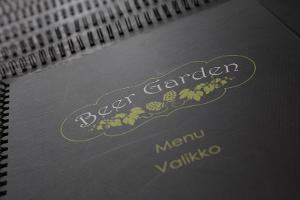 Restaurant Beer Garden