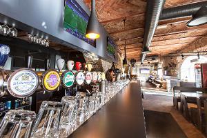"""Olutravintola """"Beer Garden"""""""