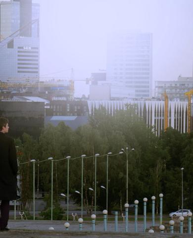 Tenet filming locations in Estonia