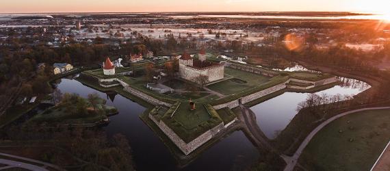 Avastamisväärt keskaegsed lossid ja linnused