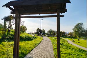 "Narvas publiskais parks ""EV 100"""