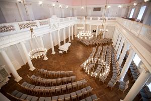 Tartu Universitātes aula