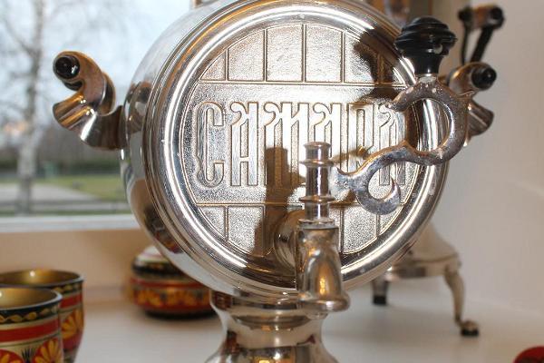 Ivan Tšai teejoomistseremoonia Peipsimaa Muuseumis