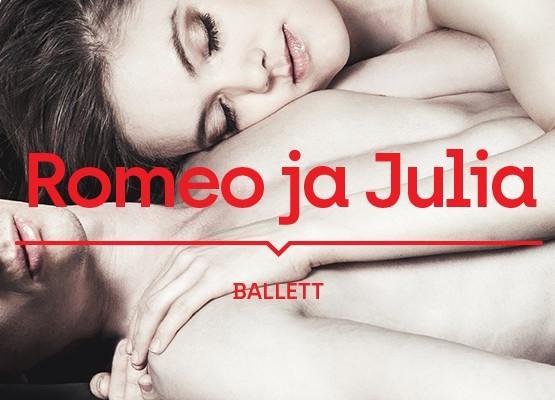 """Baletti """"Romeo ja Julia"""""""