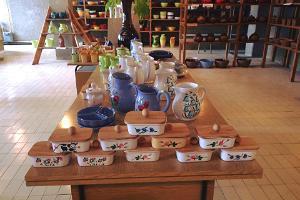 Siimusti māla izstrādājumu darbnīcas keramikas veikals