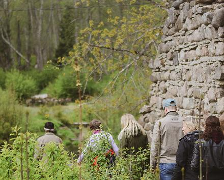 Vana-Võrumaa suitsusauna vaimset pärandit tutvustav ekskursioon Mooska talus