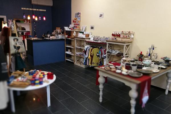 KRÄFT gift shop