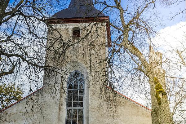 Urvaste kirik