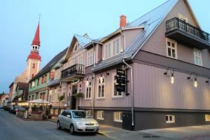 Guidad rundtur i Pärnus gamla stad