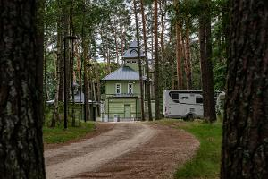 Värska külastuskeskus - Reegi maja