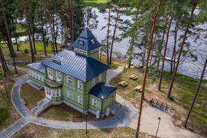 Besuchszentrum Värska – das Reek-Haus